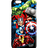 Avengers Fury - Case For iPhone 6