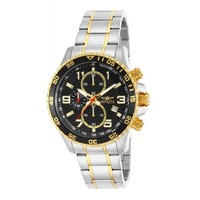 Invicta Men's 14876 Specialty Quartz Chronograph Black Dial Watch
