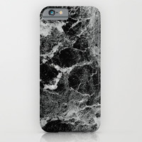 Marble iPhone & iPod Case by Three Of The Possessed
