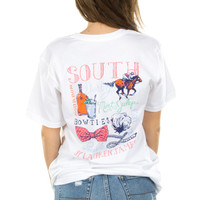 The South - Short Sleeve – Lauren James Co.