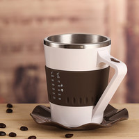 Creative Gifts Cup Stainless Steel LED Lights [6283405894]
