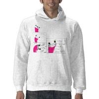 CAKE! HOODED PULLOVERS from Zazzle.com