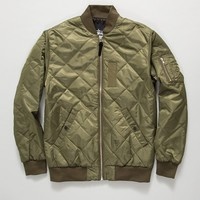 Quilted MA1 Jacket