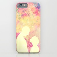 Eternal Love - for iphone iPhone & iPod Case by Simone Morana Cyla