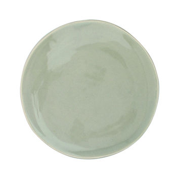Ronda Salad Plate in Grey design by Canvas