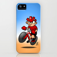 MTB iPhone & iPod Case by Cardvibes