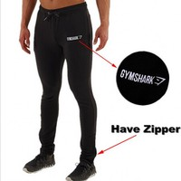 Golds  Clothing Mens Skinny Joggers Fitness  Trousers Men Bodybuilding Sweatpants Casual Pants