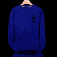 YSL Fashion Casual Top Sweater Pullover-2