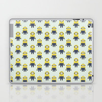 PP - Minions Laptop & iPad Skin by Lalaine Lim