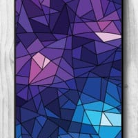 Deep Purple Geometry Case for iPhone 6 and 6s