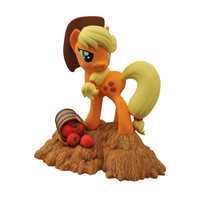Applejack My Little Pony Friendship is Magic Bust Bank