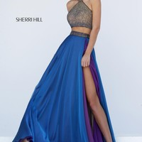 Sherri Hill 50042 Sherri Hill Prom Dresses Shop Z Couture for the latest Prom 2016 Dresses.