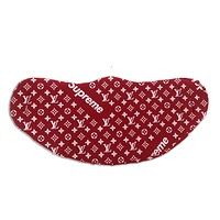 """""""LVS Red"""" Facemasks (2 PACK)"""