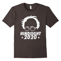 Hindsight is 2020 Bernie Sanders T-shirt