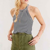 Truly Madly Deeply Fitted Cropped Tank
