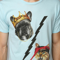 Urban Outfitters - Corner Shop East West Rivals Tee