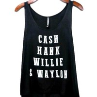 Country Boys Concert Tank Top