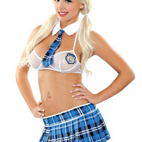"""Dean's List"" School Girl Costume"
