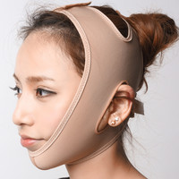 Wrinkle Face Chin Cheek Lift Up Slimming Slim Mask Ultra-thin Belt Strap Band