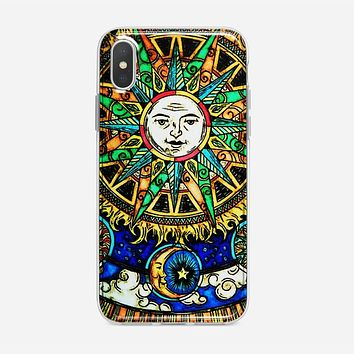 The Moon And Sun Lana Del Rey iPhone XS Case