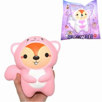 Slime Hamster Squish Toy