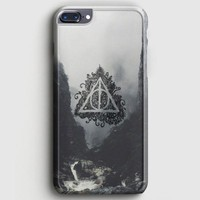 Deathly Hallows Harry Potter iPhone 8 Plus Case   casescraft