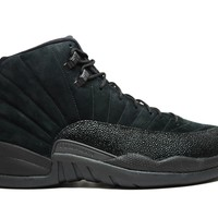 KU-YOU Air Jordan 12 Retro OVO Black