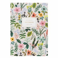 Herb Garden Slim Notebook