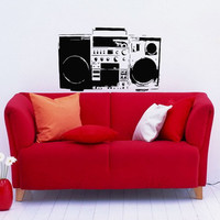 In Stereo Wall Decal