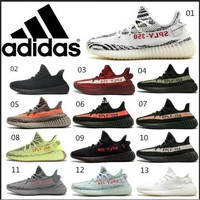 explosion 100% exact original adidas Yeezy 350v2 Real Boost with all sets