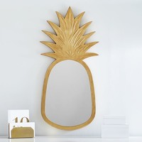 Lilly Pulitzer Pineapple Mirror
