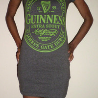 SaLe    Guinness Mini Dress / Tunic St Patrick's Day