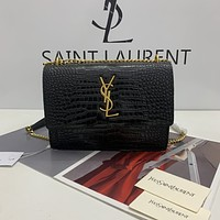 ysl women leather shoulder bags satchel tote bag handbag shopping leather tote crossbody 148