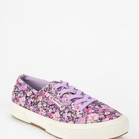 Superga 2750 Floral Sneaker - Urban Outfitters