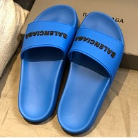 Balenciaga Summer beach sandals and slippers-3