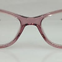 NEW AUTHENTIC FENDI CRYSTAL PINK F845 CAT EYE COLOR CRYSTAL ORCHID (538) 845
