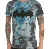 DC Comics Batman Tie Dye T-Shirt