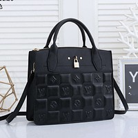 Louis Vuitton LV Hot Selling Classic 3D Printing Tote Bags Handbags Fashion Ladies Shoulder Messenger Bags