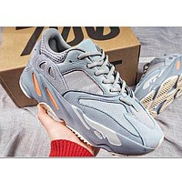 Bunchsun ADIDAS YEEZY 700 Tide brand retro men and women old shoes sneakers 5#