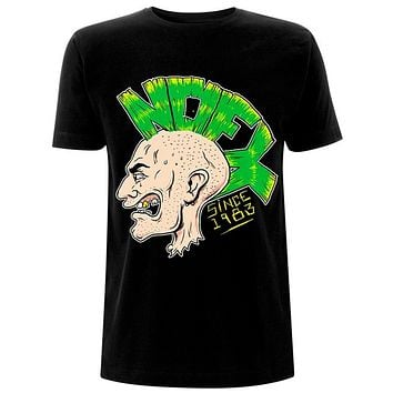 NOFX 'Punker' T Shirt   NEW & OFFICIAL!|T-Shirts
