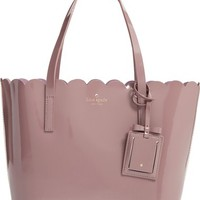 kate spade new york 'lily avenue patent - small carrigan' leather tote | Nordstrom
