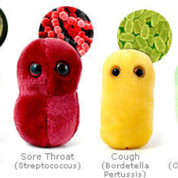 Giant Microbes at Firebox.com