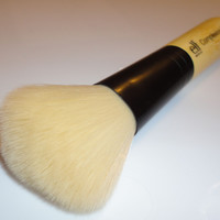 e.l.f Complexion Brush for Mineral Makeup by Elf with Taklon Bristle Hair with Bamboo Handle