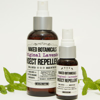 Lavender Insect Repellent Travel Set