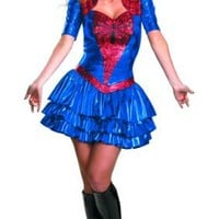 Disguise Marvel Spider Sassy Deluxe Costume