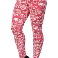 Cheshire Cat Leggings Design 362