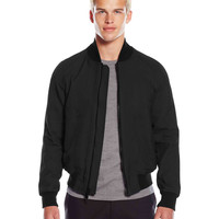 Flight Jacket - Black