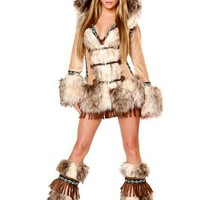J. Valentine Eskimo Costume : Cute Sexy Costumes Made in the USA!