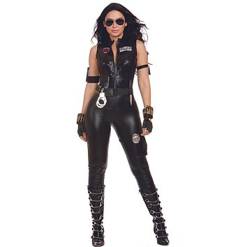 Sexy Special Ops Women's Costume