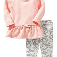 Tunic & Legging Sets for Baby